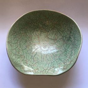 belly bowl cape town_mandala green