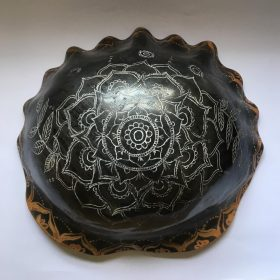 belly bowl cape town_black mandala